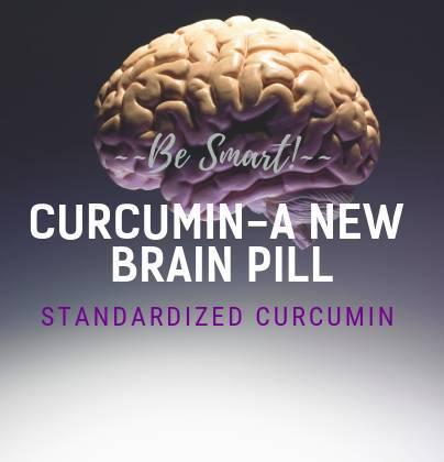 Curcumin A New Brain Pill - Medicine for Brain Booster